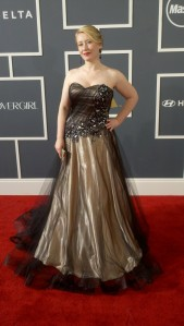 Mandala on the red carpet: Grammys 2012